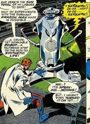 The Ultron Origin