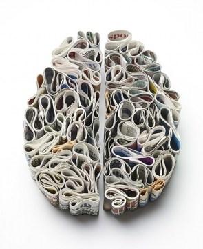 Creative brain.