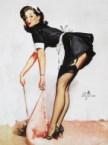 Vintage Maid