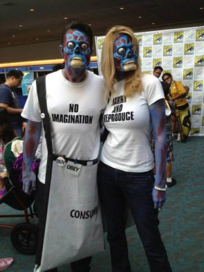They Live cosplay