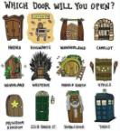 Which door would you open?