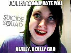 Suicide Girlfriend