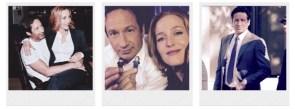 X-Files Polaroids