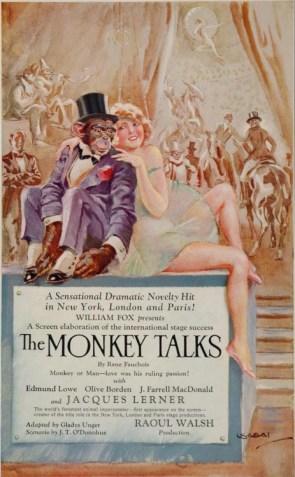The Monkey Talks.
