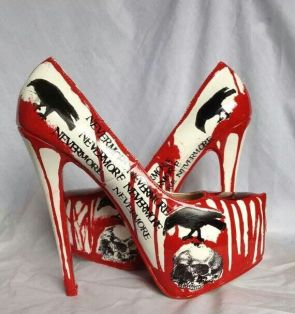 Nevermore Shoes