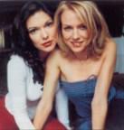 Laura Elena Harring and Naomi Watts