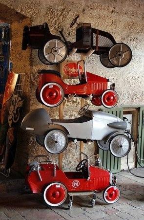 Kiddie Car
