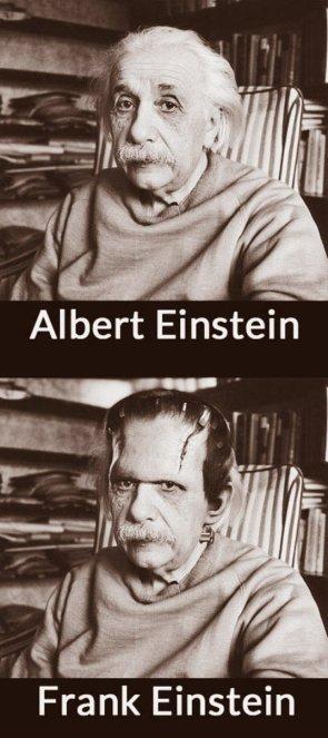Albert & Frank Einstein