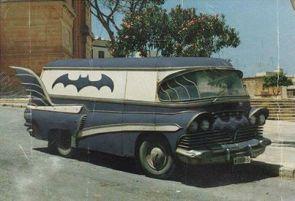 Bat Van