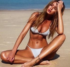 Outdoor bikini
