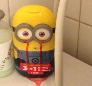 Bleeding Minion
