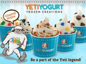 Yeti Yogurt
