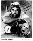 RIP Gunnar Hansen – Farewell Leatherface
