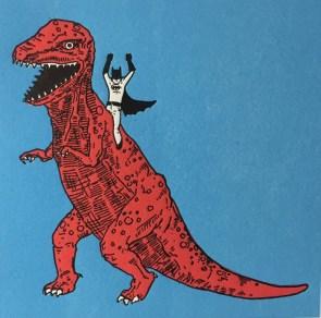 To the Batiosaur