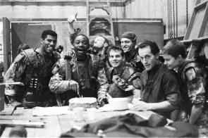 Cast of Aliens