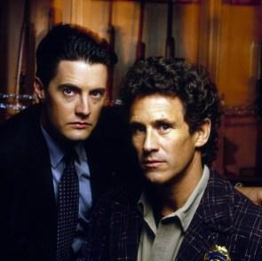 Twin Peaks cast Photos