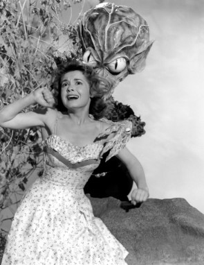 Gloria Castillo – Invasion of the Saucer Men