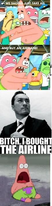 Patrick vs. Saito