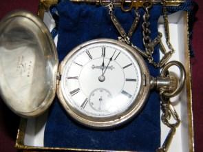 1888 Illinois Hunter Case 17 jewel
