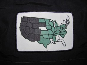 Motorcycle State Patch