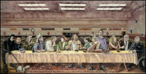 The Last Supper Dude-Style