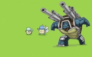 Pokemon – Blastoise
