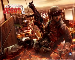 Tom Clancy's Rainbow Six Vegas 1 & 2