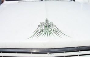 Cthulu Pinstripe