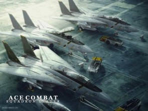 Ace combat covers