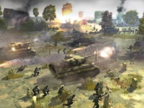 Company of heroes walls