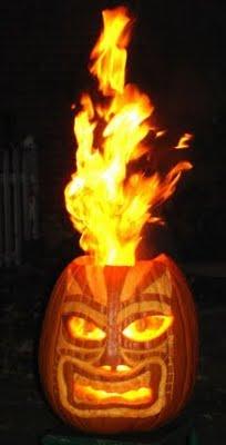 Worship the Great Pumpkin!