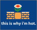 Mario : ThisIsWhyImHot