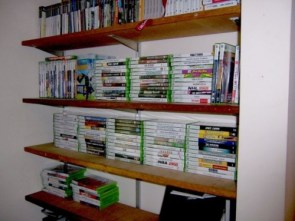 A proper 360 gaming collection