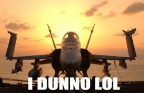 F/A-18 LOL