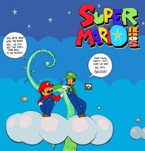 Mario LSD trip