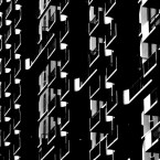 A projection of balconies