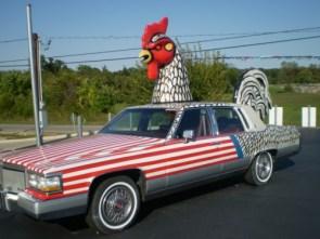 cock car