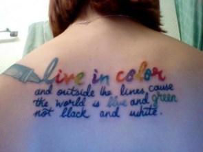 Retarded Tattoo