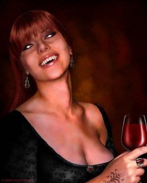 Scarlett Johansson – Vampire