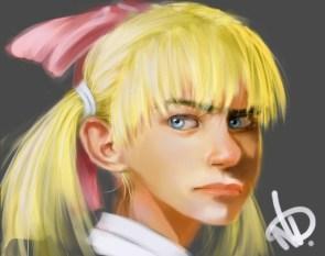 Helga Fan Art