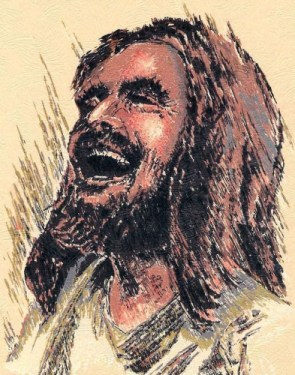 Jesus laughs at casemeths