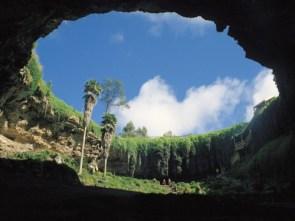 Beauty of a Sinkhole