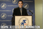Obama Wins Republican Nomination