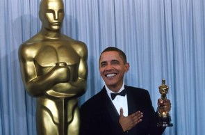 Obama Wins Academy Award