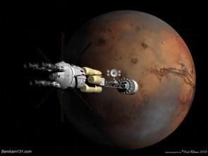 Mars Explorer Hermes1