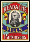 Parkinson's headache pills
