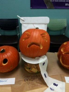 Pumpkin crap