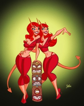 Devil Girls Night Out