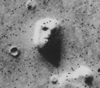 Cydonia: The face