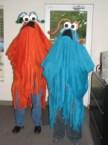 Yup Yup muppets!